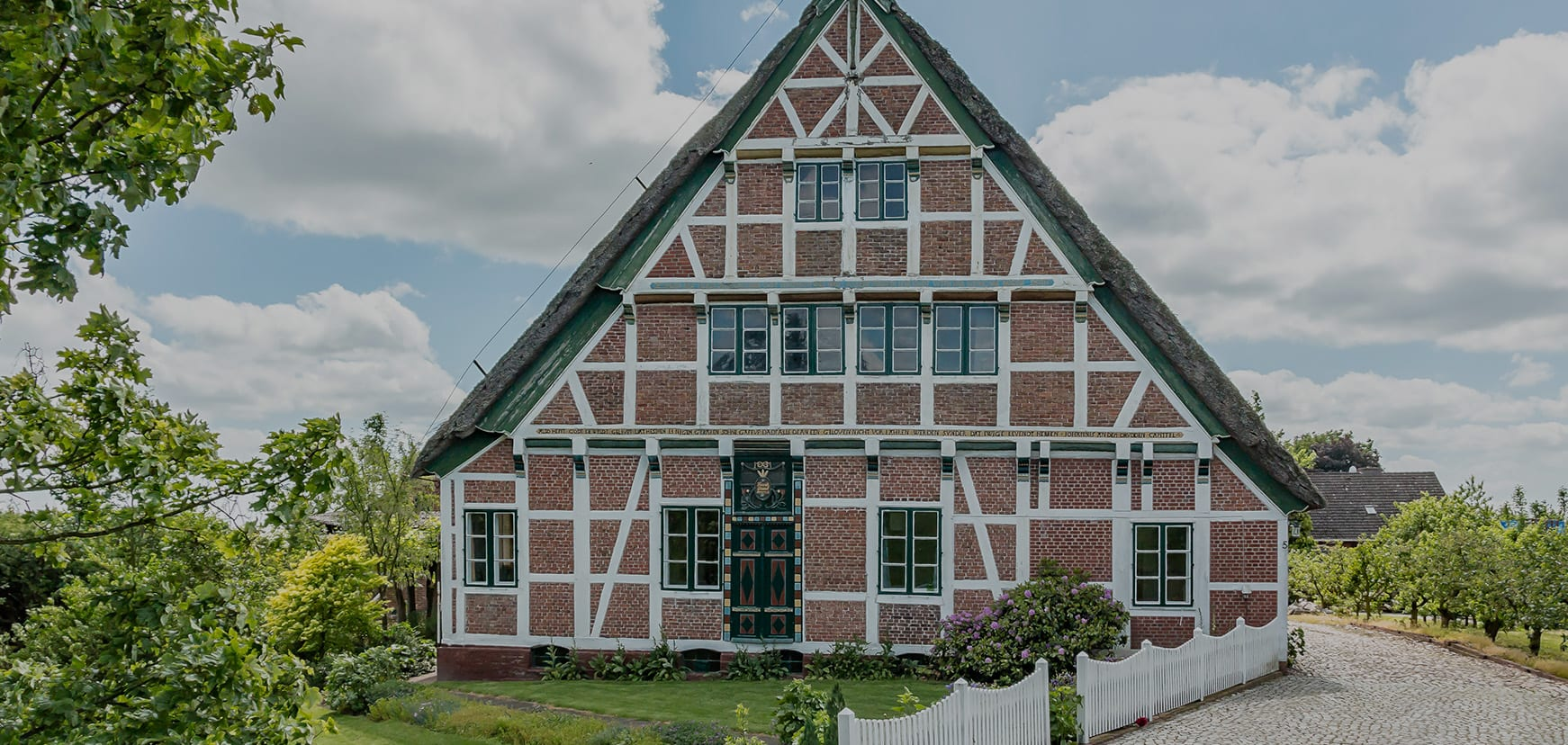 Fachwerkhaus Altes Land
