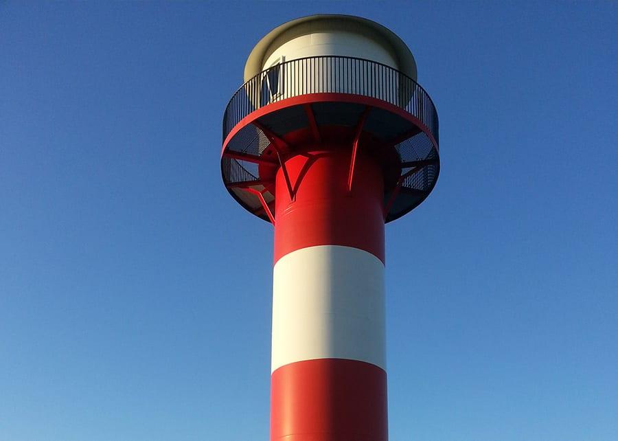 Leuchtturm im Alten Land