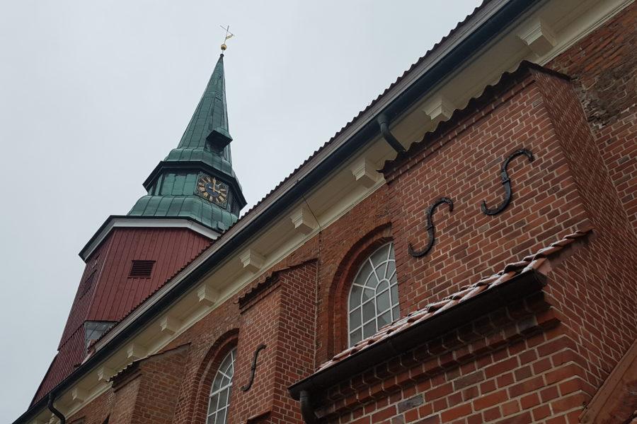 Altländer Kirche in Steinkirchen
