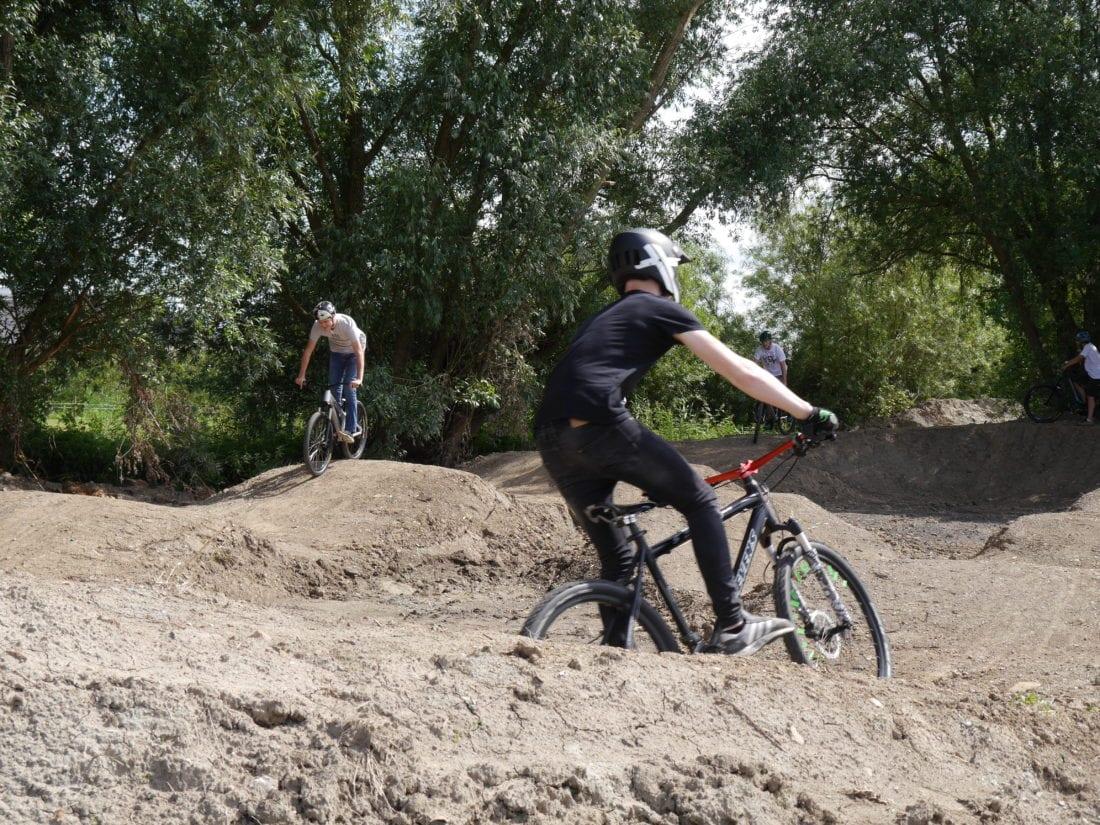 Bike-Park in Hollern-Twielenfleth