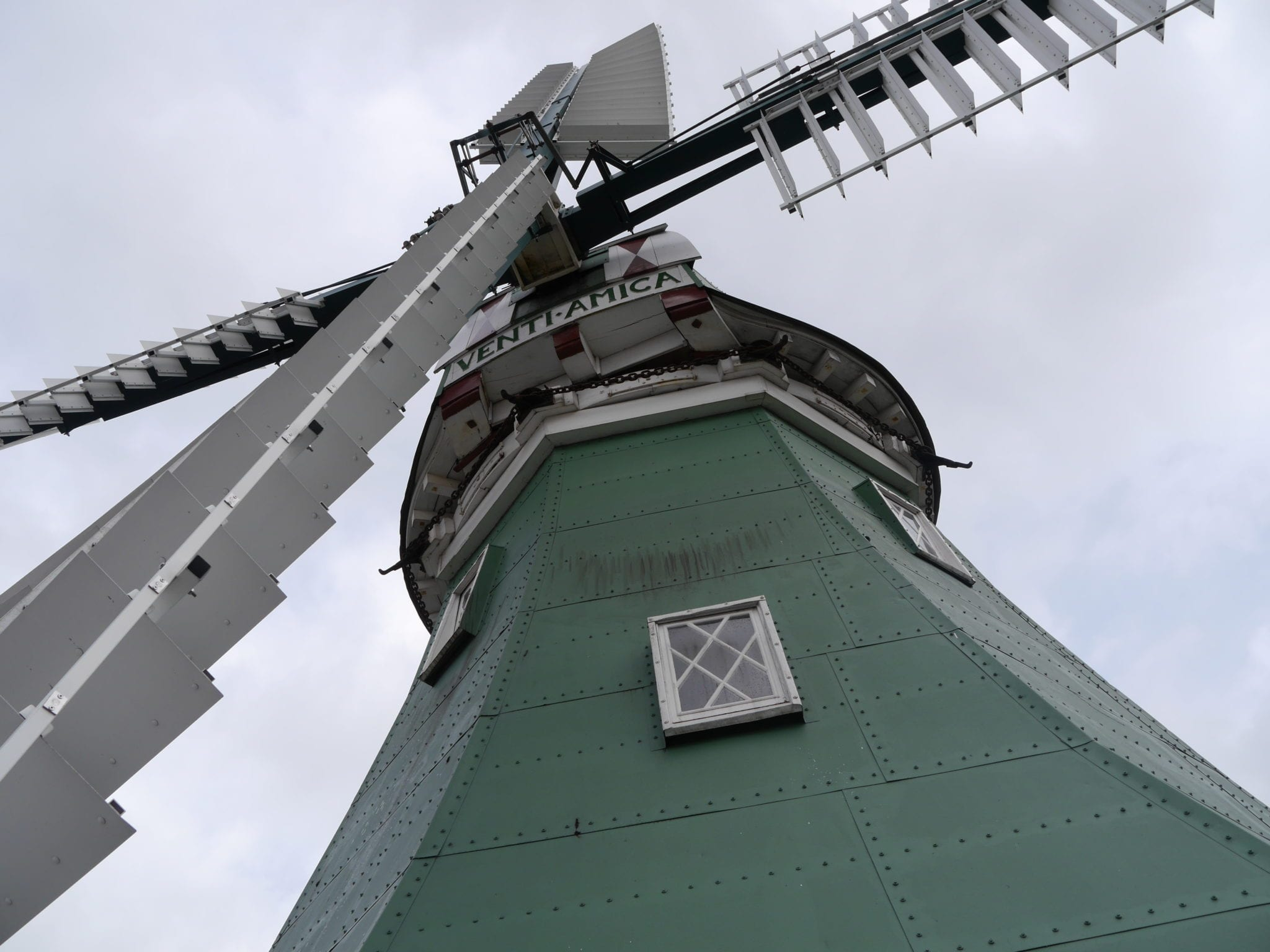 Venti Amica - Windmühle im Alten Land