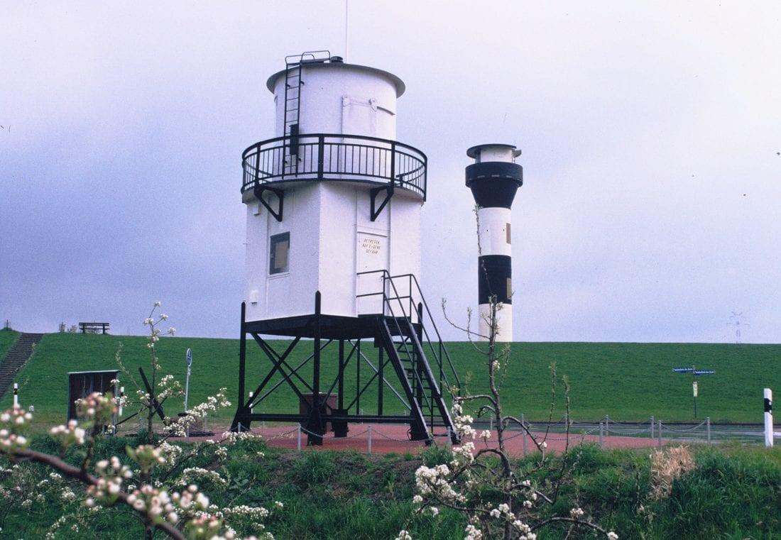 Leuchtturm Museum in Hollern Twielenfleth