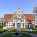 Jork Rathaus - Fachwerkhaus