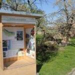 Geschichtekiste - Apfelkiste auf Harmshof