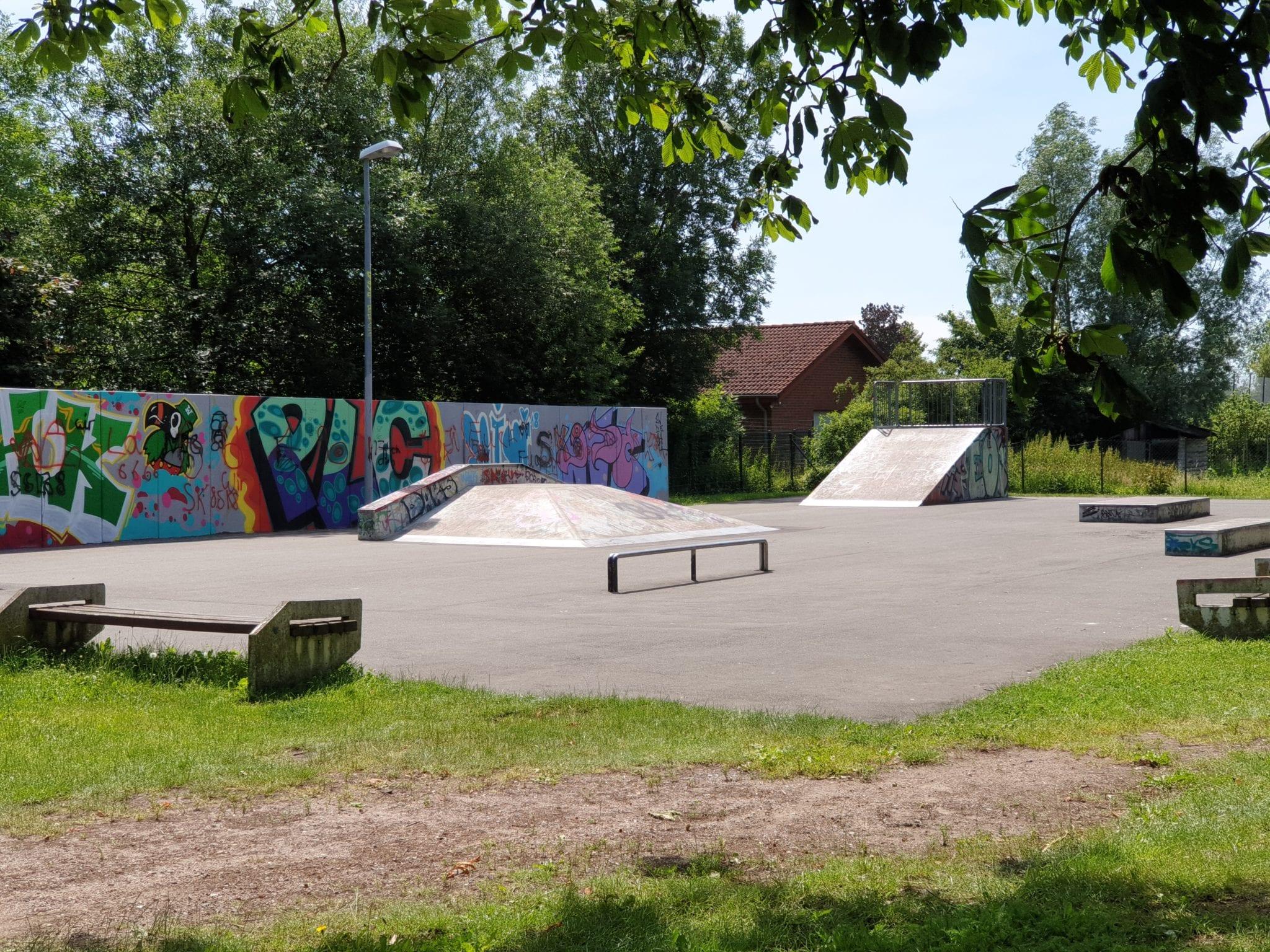 Skaterpark Jork im Alten Land