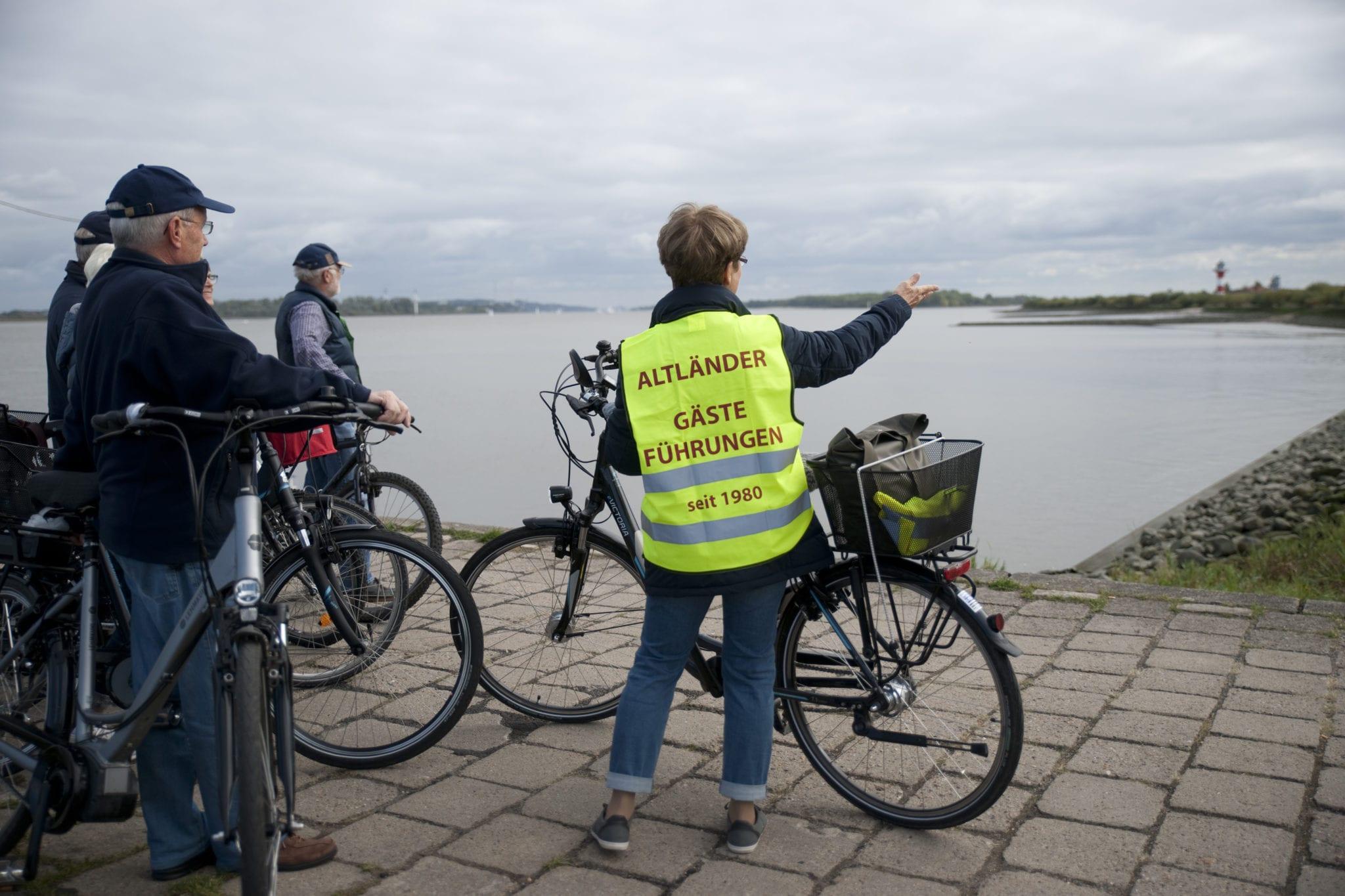 Altländer Gästeführung per Fahrrad