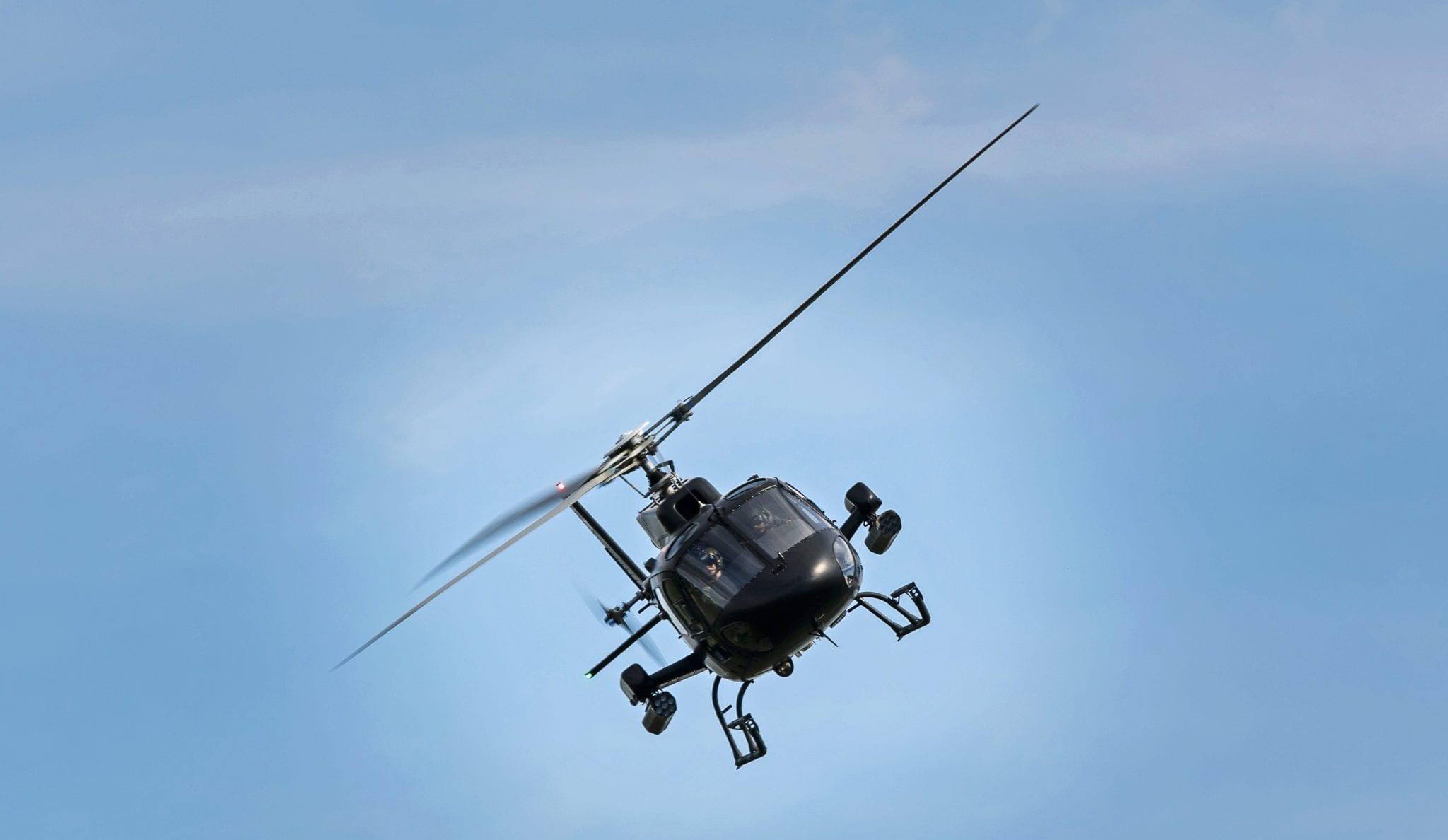 Hubschrauberrundflug im Alten Land